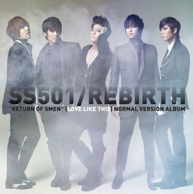 rebirth SS501