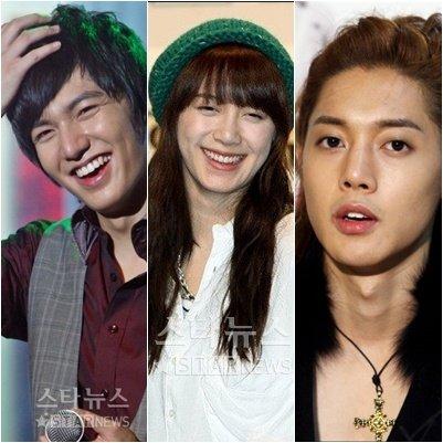"""Goo Hye Soo, Lee Min ho, Kim Hyun joong nominados para el premio de """"La mejor pareja"""" de los Premios a los dramas del 2009 de la KBS Kbs20091224142127780b61427"""