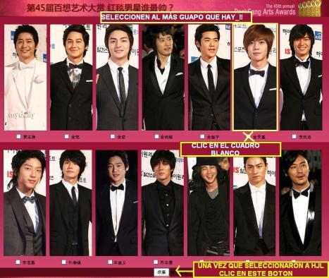 """Kim Hyun Joong de SS501 está nominado en """"La entrega 45 de los premios anuales Baeksang"""", forma para votar Hjl-baeksang"""