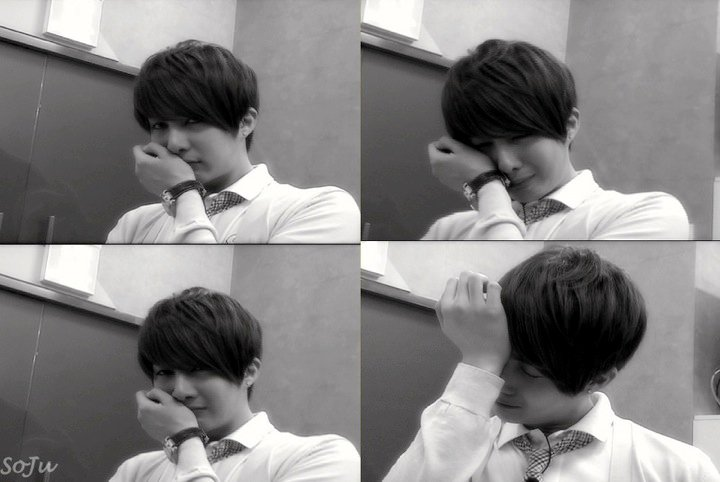 "03.04.10] [Pics] SS501 Kim Hyung Joon en MBC game ""Progamer"" Ep ..."